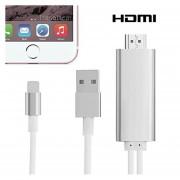Cable Lightning Mhl A Hdmi Tv Adaptador Iphone Ipad Ipod