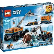 Lego City: Ártico: Base móvil de exploración (60195)
