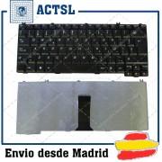 Teclado para Lenovo 3000 Series N100 C100 V100 N220 Black