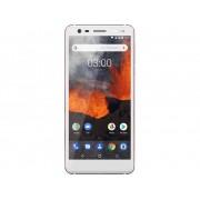 Nokia 3.1 Version 2018 Smartphone Dual-SIM 16 GB 13.2 cm (5.2 inch) 13 Mpix Android 8.0 Oreo Wit
