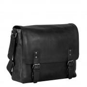 Leonhard Heyden Dakota Messenger Bag L 13'' black