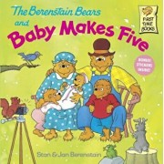 The Berenstain Bears and Baby Makes Five, Paperback/Stan Berenstain