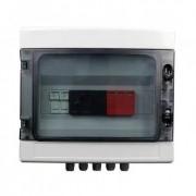 efectoled.com Cuadro de Protección PV 500V DC IP65 1 / 1