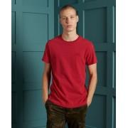 Superdry Vintage T-Shirt aus Bio-Baumwolle mit Stickerei aus der Orange L L rot