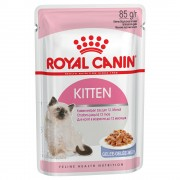 Royal Canin Kitten Instinctive en gelatina - 12 x 85 g