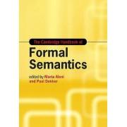 The Cambridge Handbook of Formal Semantics by Edited by Maria Aloni & Edited by Paul Dekker