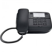 Siemens Telefon DA310 Czarny