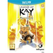 Legends Of Kay Anniversary Nintendo Wii U
