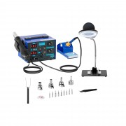Soldering Station – 2 Displays – 730 Watt