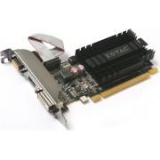Zotac ZT-71302-20L, GeForce GT 710, 2GB, GDDR3 64-bit, 4096 x 2160 pixels, PCI Express 2.0