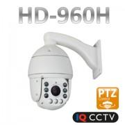 Profesionální HD CCTV kamera + 30x zoom a 150m IR LED