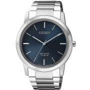 Ceas barbatesc Citizen AW2020-82L Eco-Drive Super Titanium 41mm 5ATM