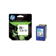 HP Cartucho HP C9352CE tinta original (HP 22 XL tricolor)