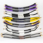 Jumper Cablu de Boxe Analysis Plus Golden Oval