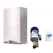Centrala termica Ariston CARES PREMIUM 30 EU 30 KW cu filtru antimagnetita Salus MD22A