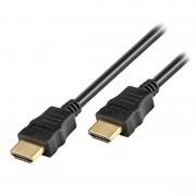 Cabo HDMI de Alta Velocidade com Ethernet Goobay - 10m
