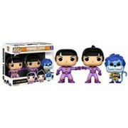 Set Figurine Pop! Heroes Dc Super Friends Wonder Twins 2017 3 Pack