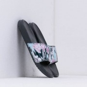 Nike Wmns Benassi Jdi Print Anthracite/ Topaz Mist-Pink Rise