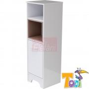 TODI Bianco 1 ajtós szekrény