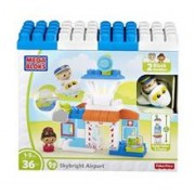 Jucarie Mega Bloks Skybright Airport Playset