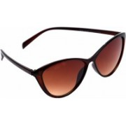 Riffko Wayfarer, Cat-eye, Oval, Aviator Sunglasses(For Boys & Girls)