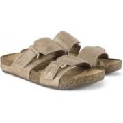 Clarks Rosilla Tilton Dusty Pink Slippers