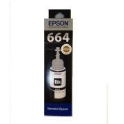 Original Epson Ink T6641 Black Ink