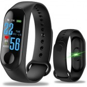 Etrade M3 Intelligence Bluetooth Health Wrist Smart Band Watch Monitor/Smart Bracelet/Health Bracelet/Activity Tracker/S