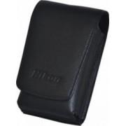Leather Pouch Nikon AW100 S1200pj S8100 S1100pj