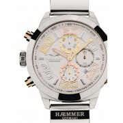 Ceas barbatesc Haemmer CR-05 Grand Creator Sandro Chrono 48mm 10ATM