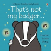 That's Not My Badger, Hardcover
