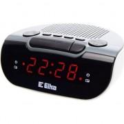 Radio cu ceas eltra Zebu 06PLL gri-alb