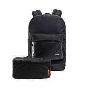 Crumpler Double Lux Utility Backpack black/tarpaulin 17 L
