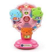 VTech Baby Lil Critters Spin and Discover Ferris Wheel - Pink - Online Exclusive