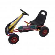 Kart Montable de Pedales MSI Llantas de Aire Triciclo de Carreras