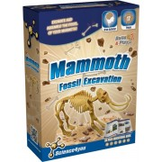 Science 4 You Mammoth Fossil Excavation - Experimenteerset