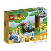 LEGO® DUPLO® Jurassic World Gradina Zoo a uriasilor blanzi 10879