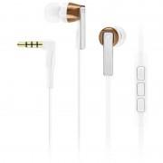 Casca handsfree CX 5.00G, In-Ear, Cu microfon, White