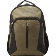 Alfa Jazz lp backpack olive 25 L Laptop Backpack(Green)