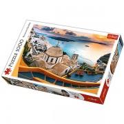 Trefl Puzzle Slagalica Fairytale Santorini 1000 kom (10445)