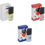 Skyedventures Set of 3 Silent Love-Younge Heart Blue-Younge Heart Red Perfume