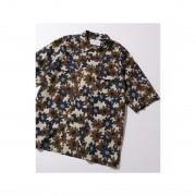 ADAM ET ROPE' 【Masako Noguchi ×ADAM ET ROPE'】半袖シャツ(キナリ系(18))