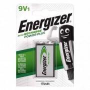 Energizer Pile Rechargeable 9V / HR22 175mAh Energizer Power Plus