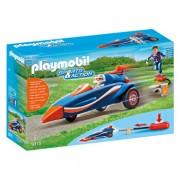 Playmobil Sports&Action, Masina de curse