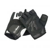 GymBeam Fitness ženske rukavice Bella white - black S