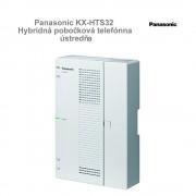 Panasonic KX-HTS32 Hybridná pobočková telefónna ústredňa