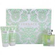 Versace Versense lote de regalo XV. eau de toilette 50 ml + leche corporal 50 ml + gel de ducha 50 ml