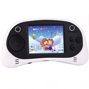Handheld Game Console for Children Built in 260 Classic Old Style Video Games Retro Arcade Gaming Player Portable Playstation Boy Birthday (White)