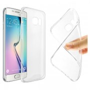 Capa de silicone transparente Samsung Galaxy S7 Edge (G935)