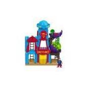 Imaginext - Metropolis - Boneco Super Homem - Dc - Fisher-price